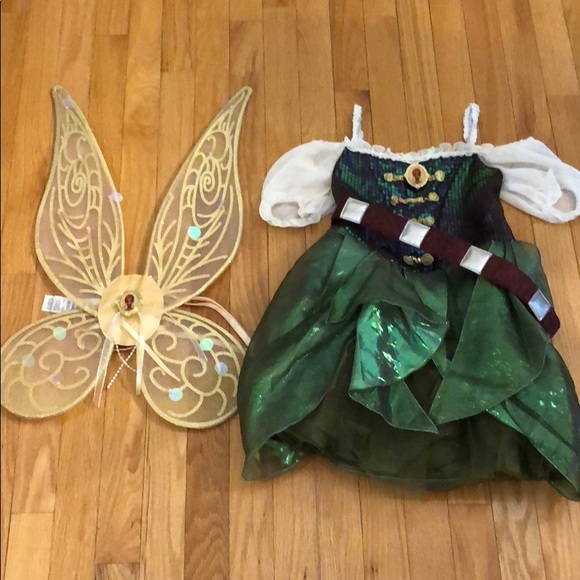 Disney Store Pirate Fairy costume